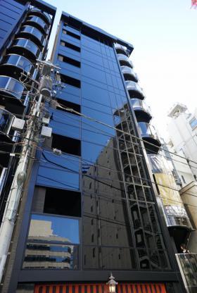 サンリット銀座Ⅲビルの外観写真