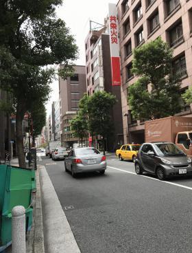 (仮)新橋一丁目計画の内装