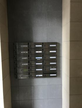 ミュゼ麹町ビルの内装