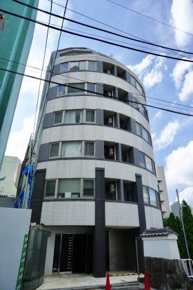 ミュゼ麹町ビルの外観写真