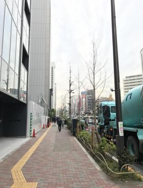 PMO田町Ⅱビルの内装