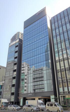 PMO田町東ビルの外観写真