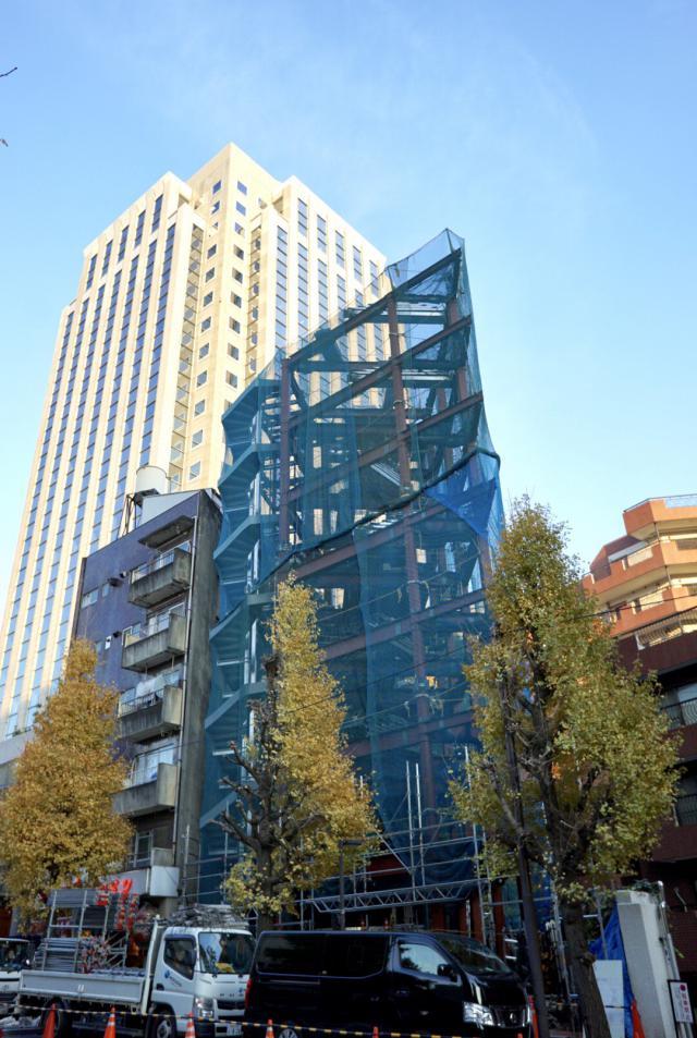 広尾1丁目ビルの外観