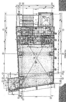 センテニアル青山:基準階図面