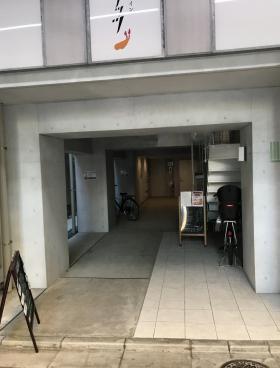 LILIO小石川のエントランス