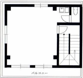 MH水道橋ビル:基準階図面