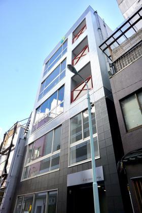 仮)銀座昭和イーティングビルの外観写真