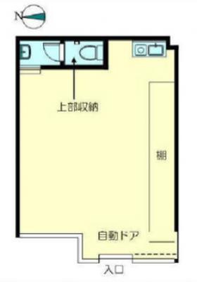 アス西早稲田南ウィングビル:基準階図面