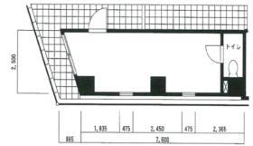 ルネスボストーク:基準階図面