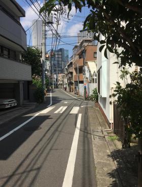 EDIFICE西新宿の内装