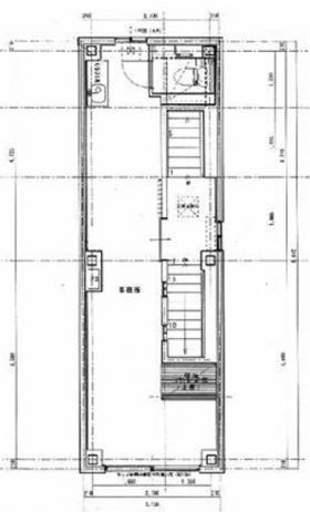 内神田ファースト112ビル:基準階図面