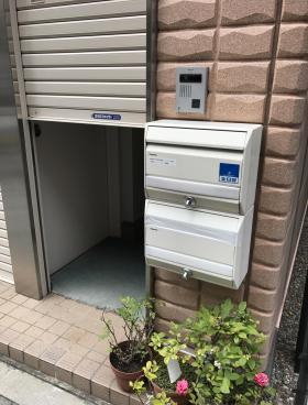 内神田ファースト112ビルの内装