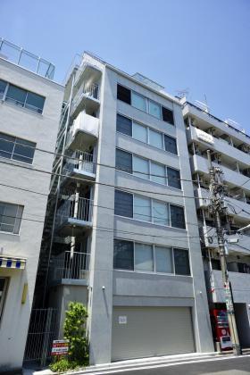 浅草橋アパートメントの外観写真