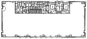 セントラルビル:基準階図面