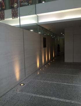 セントラルビルの内装