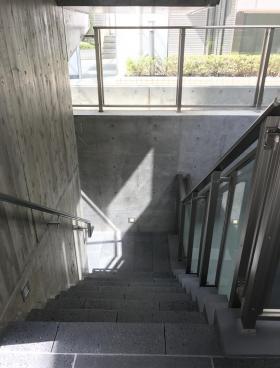アイディ代官山ビルの内装