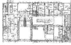 ベルセブンビル:基準階図面