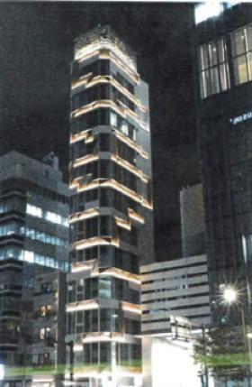 GINZA12ビルの外観写真