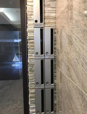 ダイユウビル赤坂ビルの内装
