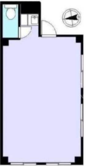 光風ビル:基準階図面