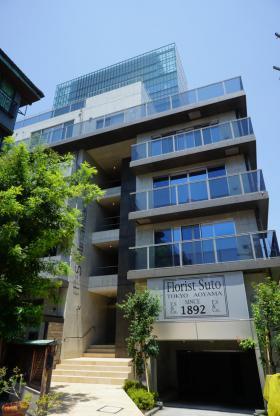 F・S南青山ビルの外観写真