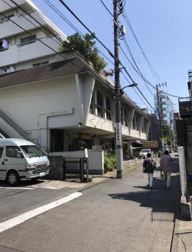 益田屋ビルの内装