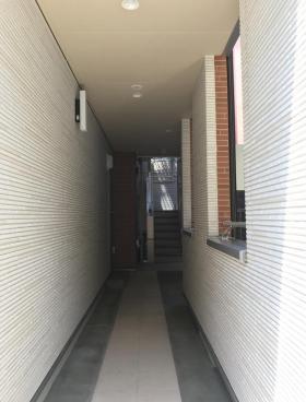 モンテクラーロビルの内装