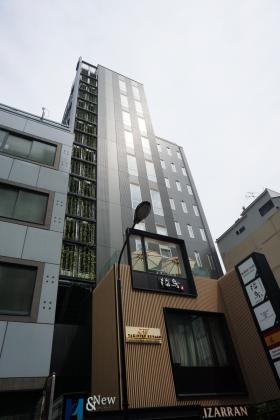 BUREX FIVEビルの外観写真