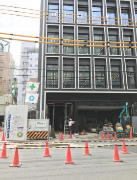 S-GATE秋葉原ビルの内装