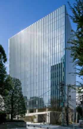 恵比寿ファーストスクエアビルの外観写真