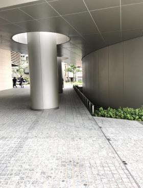 恵比寿ファーストスクエアビルの内装