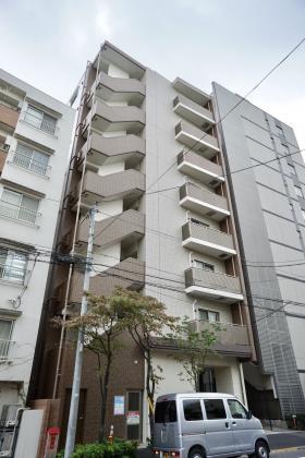 コスモグレイス新宿の外観写真