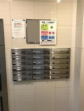 コスモグレイス新宿の内装