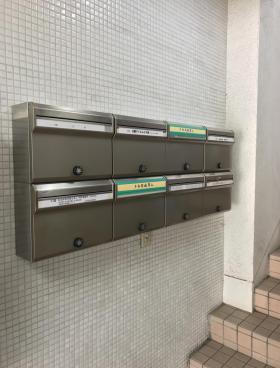 東京ライフビルの内装