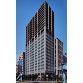 Shinagawa HEART(旧:HATO BUS KONAN)ビルの外観写真