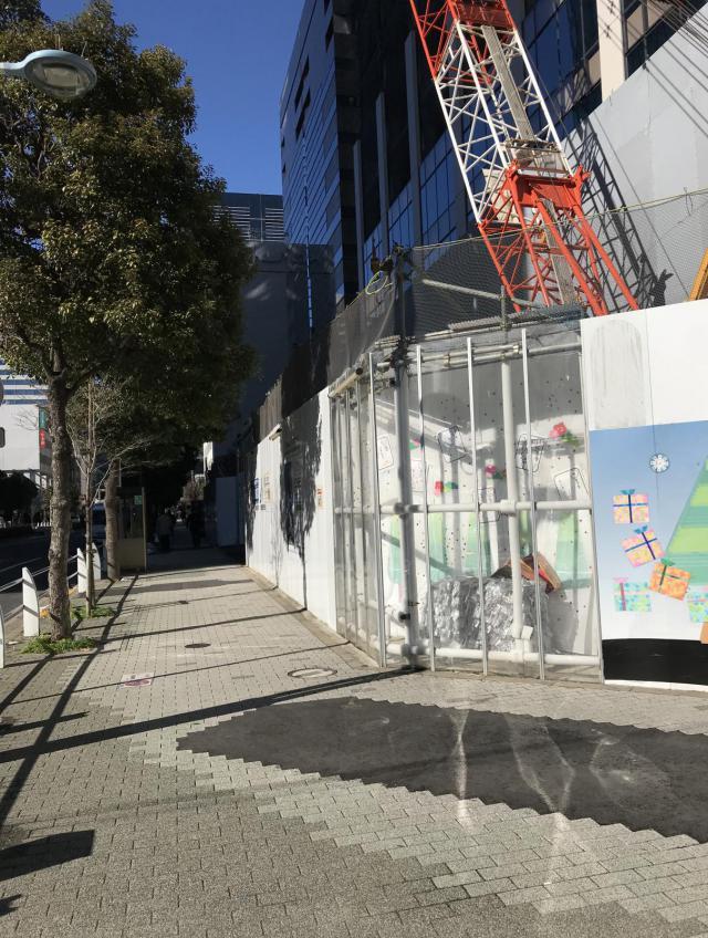 Shinagawa HEART(旧:HATO BUS KONAN)ビル 3F 337坪(1114.04m<sup>2</sup>)の内装