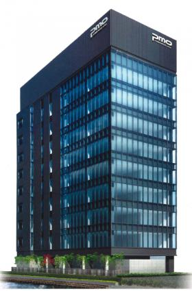 PMO八丁堀新川ビルの外観写真