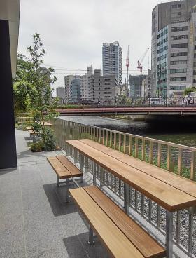 PMO八丁堀新川ビルの内装