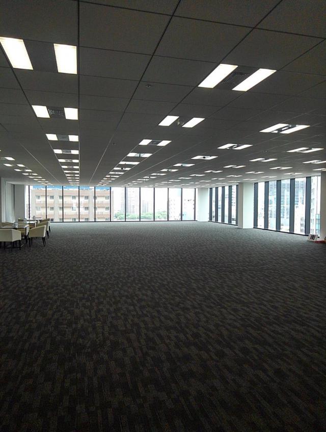 PMO八丁堀新川ビル 8F 153.27坪(506.67m<sup>2</sup>)の内装