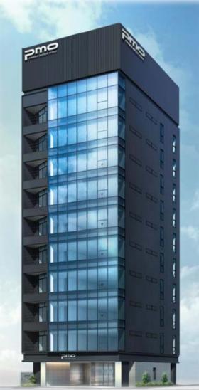 PMO京橋東ビルの外観写真