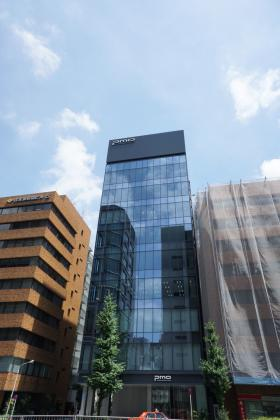 PMO東新橋ビルの外観写真