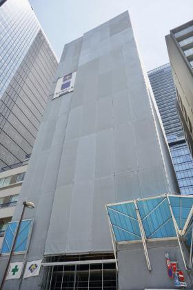 PMO御茶ノ水ビルのエントランス