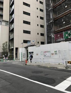 PMO新宿御苑前ビルの内装