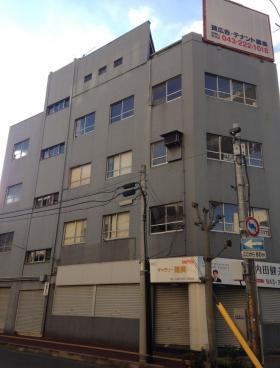 千葉不動産ビルの外観写真