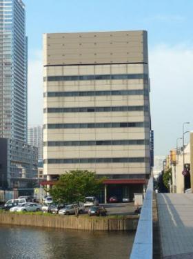 五色橋ビルの外観写真