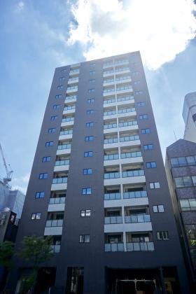 GREE PARK日本橋馬喰町ビルの外観写真