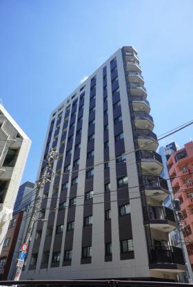 クリオ東日本橋ビルの外観写真