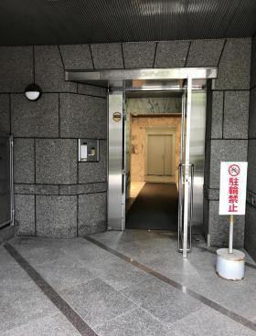 神田センタービルディングビルの内装