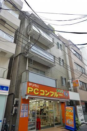 赤塚ビルの外観写真