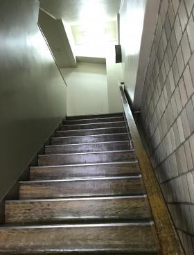赤塚ビルの内装